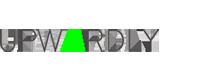 upwardly logo